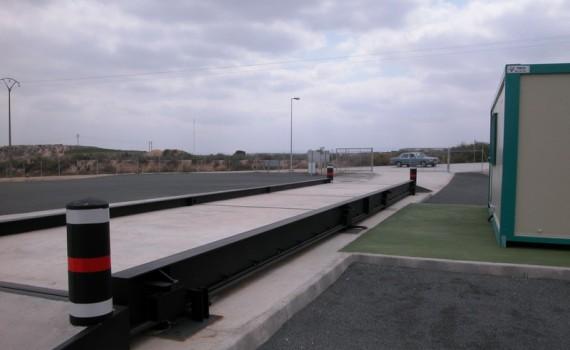 Basculas pesaje camiones 2