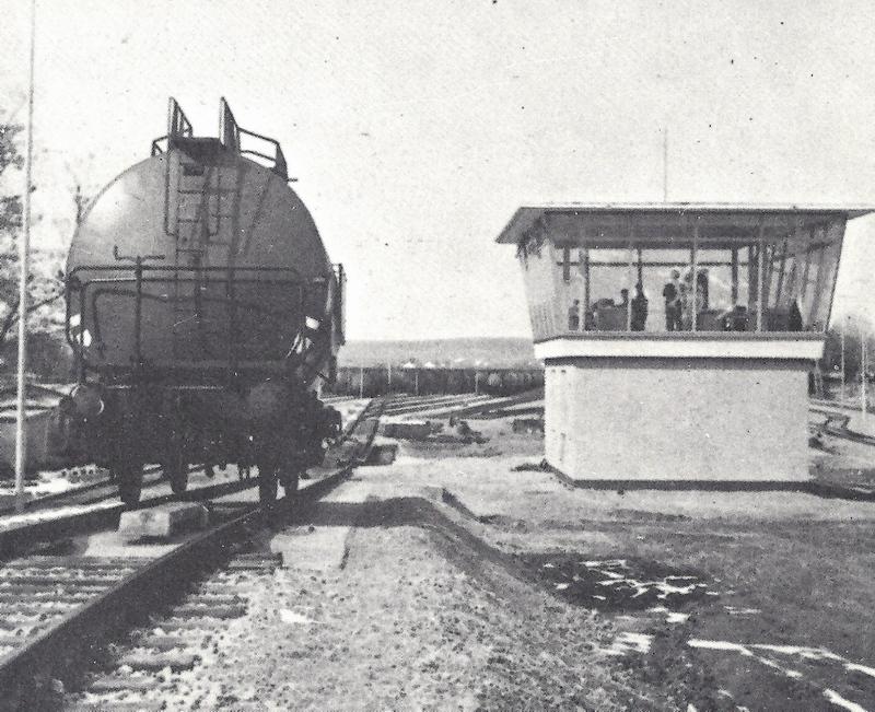 Basculas pesaje ferrocarril